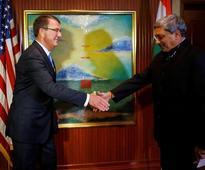 US, India sign military logistics agreement