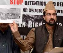 Any talks on Kashmir must include Pakistan: Mirwaiz