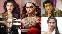 Padmavati row | Twinkle Khanna to Sonam Kapoor: B-Town stands by Sanjay Leela Bhansali!