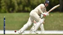 Ashes: Debutants Mark Stoneman, James Vince defend England in first session