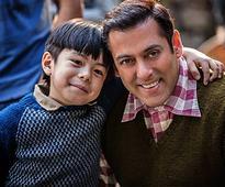 PIX: Meet Salman's little co-star in Tubelight