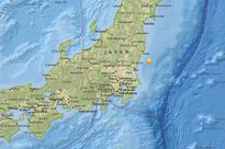 Magnitude 5.3 quake hits Chiba prefecture in eastern Japan