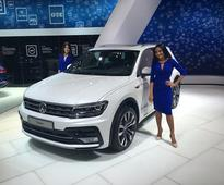 Volkswagen at the Qatar Motor Show 2016