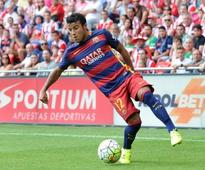 Barcelona confirm midfielder injury blow for Champions League trip to Atletico