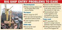 Tatas revive port cargo surge hope