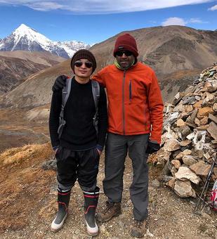 Jomolhari Diaries: A walk in the clouds