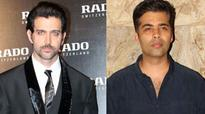 Exclusive: Hrithik Roshan clarifies he has not signed Karan Johar's film