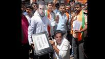 Karnataka 'bribegate': BJP demands CBI probe