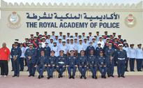 Public Security Chief Patronizes Graduation Ceremony