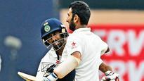 #INDvAUS 3rd Test: Secret behind Cheteshwar Pujara and Wriddhiman Saha combo's success