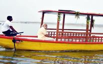 First e-Rickshaw, now e-Boat: PM Modi assures a cleaner Ganga with solar powered boats