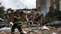Firefighter killed in house explosion