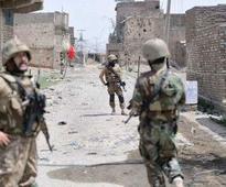 Pak army 'exercising' near Jaisalmer border