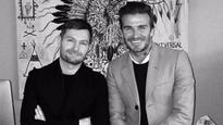 Sports David Beckham-Backed Menswear Label Coming in November