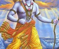 Chanting the Rama Nama