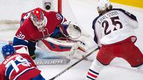 Pacioretty's late goal lifts Canadiens to 2-1 win over Blue Jackets