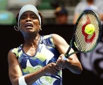 SPORT-TENNIS: Venus Williams survives scare, reaches Taiwan Open final