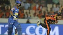 IPL 2018: Rajasthan Royals skipper Ajinkya Rahane rues lack of partnership after loss to Sunrisers Hyderabad