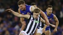 Live AFL: Collingwood Magpies v Western Bulldogs