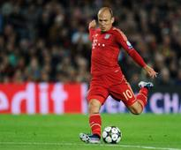Robben dismisses City speculation