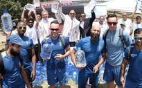 Proteas pledge support to #OperationHydrate