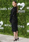 Chrissy Teigen, Iman, Kate Hudson, Taylor Schilling and more dazzle at New York awards event