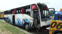 Five dead in Slovak bus crash