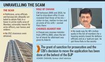Maharashtra governor sanctions CBI prosecution of ex-CM Ashok Chavan