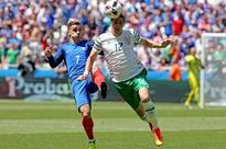 UEFA admits timing of Republic of Ireland's clash with France was not ideal