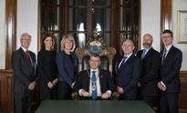 Glasgow Chamber elects lawyer as new president and boosts board