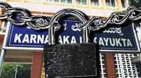 Ayukta virtually dead, long live corruption!