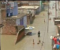 In Pictures: Several districts reeling under a flood-threat in Uttar Pradesh