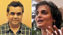 Paresh Rawal shouldn't have dragged woman into stone-pelting issue: Shaina NC