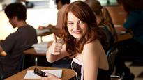 Guess who Emma Stone had to beat to score 'Easy A' role