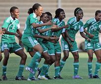 Nigeria's Flamingoes Arrive Jordan For U-17 Women's World Cup