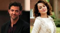 Kangana Ranaut claims she was THREATENED to keep silent about her affair with Hrithik Roshan