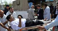 At least 63 dead after suicide bombing at Pakistan hospital