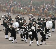 Indian Navy Band to Participate in International Military Music Festival in Moscow (Russia)