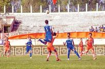 Neroca hand Dempo SC first defeat