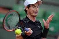 Andy Murray faces French Open upset as Briton's first-round clash is halted by bad light