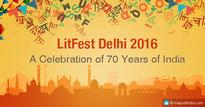 Delhi's LitFest Promises a Range of Literary Delights
