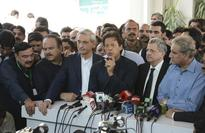 Sharif will be responsible if 'third-force' steps in Pakistan, says Imran
