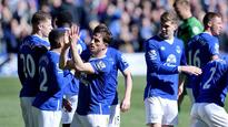 Leighton Baines the star as Everton beat Bournemouth for rare home win