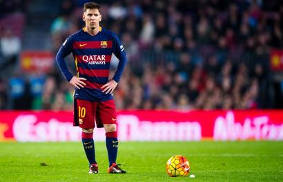 FC Barcelona director removed after anti-Messi remarks
