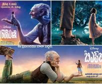 'The BFG' Telugu, Tamil version posters released: Jagapathi Babu, Nassar to do voiceover for Steven Spielberg's film