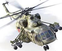 India-Russia deal on Mi-17 choppers soon
