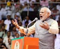 Cong: Modi as Gujarat CM harboured corrupt minister