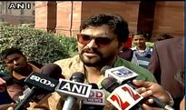 Don't want to make an issue; attacking at ground level is wrong: Babul Supriyo on his residence attack