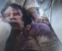 Gaddafi's final words to the NATO-backed terrorists who murdered him: