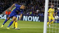 Slimani slays Porto again as an inspired Leicester turn up in Europe